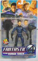 Fantastic Four the Movie - Shape Shifting Mr. Fantastic