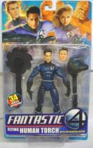 Fantastic Four the Movie - Shape Shifting Mr. Fantastic