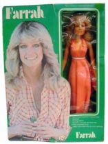 Farrah Fawcett-Majors - 12\'\' doll by Mego 1977 (mint in box)