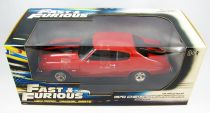 Fast & Furious - 1970 Chevy Chevelle SS (métal 1:18ème) Johnny Lightning