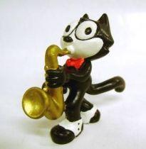 Felix the Cat - COMICS SPAIN Figure - Felix plays of the Saxophon