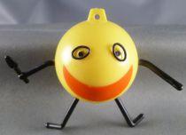 Figurine Publicitaire Ala - Mascotte Plastique - Bouche Orange