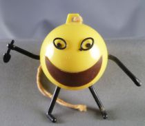 Figurine Publicitaire Ala - Mascotte Plastique - Bouche Pourpre