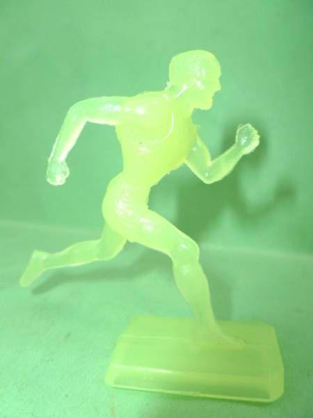 Figurine Publicitaire Bonux - Les Jeux Olympiques - Athlètisme vitesse
