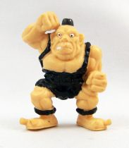 Figurine Publicitaire Kellogg\'s Frosties - Monster Wrestler in my Pocket - Brad the Barbarian