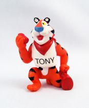 Figurine Publicitaire Kellogg\'s Frosties - Monster Wrestler in my Pocket - Tony the Coach