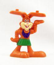 Figurine Publicitaire Nesquik - Quicky Emboîtable : Quicky Egyptien