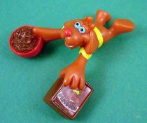 Figurine Publicitaire Nestlé Chocapic - Figurine PVC - Pico bondissant