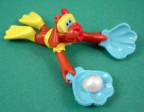 Figurine Publicitaire Nestlé Chocapic - Figurine PVC - Pico Plongeur
