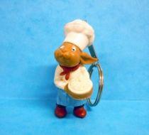Figurine Publicitaire Royco - Porte-cl�s - Lapin Chef Cuisinier