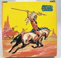 Film Super 8 (Mini-Film) - Geronimo attack (Western)