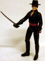 Filmation Zorro - Gabriel action figures (loose)