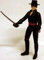 Filmation Zorro - Gabriel action figures (loose)