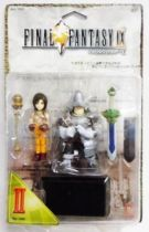 Final Fantasy IX - Bandai - Garnet and Steiner