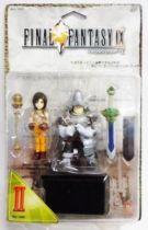 Final Fantasy IX - Bandai - Garnet and Steiner