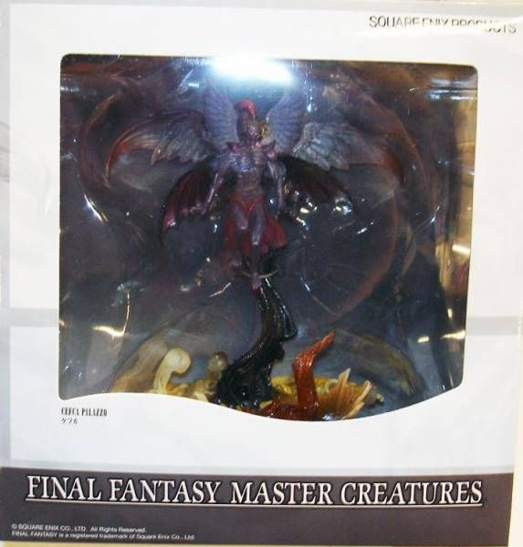 Final Fantasy Master Creatures - Cefca Palazzo - PVC Figures - Diamond