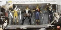 Final Fantasy VIII - Figures Collector set (Squall, Zell, Selphie & Edea) - Bandai