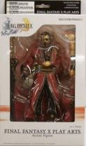 Final Fantasy X - Auron - Diamond action figure