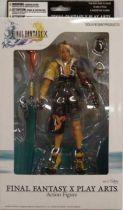 Final Fantasy X - Tidus - Diamond action figure