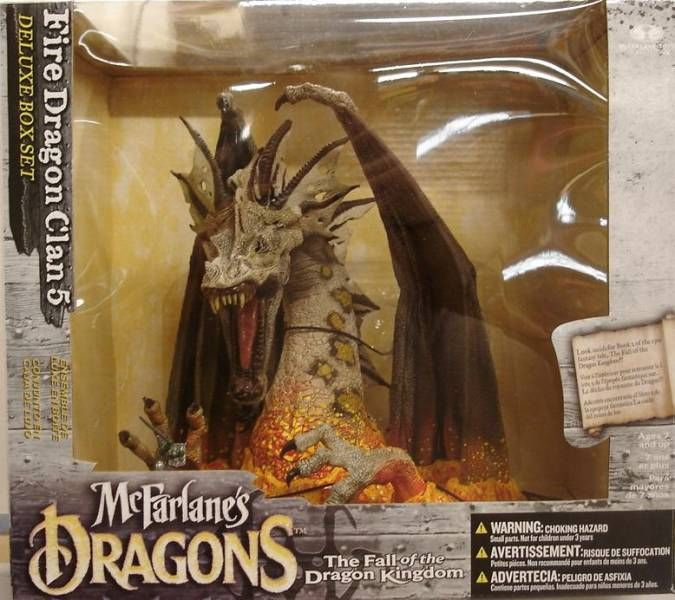 Fire Clan Dragon (serie 5)