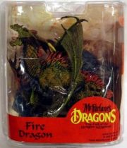 Fire Clan Dragon (series 7)