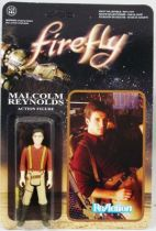 Firefly - ReAction Figure - Malcolm Reynolds