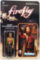 Firefly - ReAction Figure - Zoë Washburne