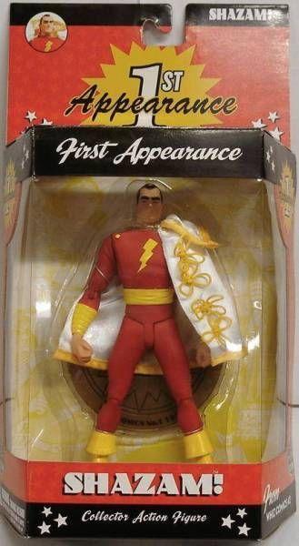 First Appearance - Shazam!