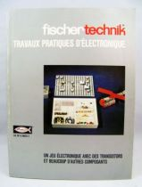 "Fischertechnik - Guidebook ""Practical work in Electronic\"""
