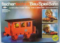 Fischertechnik - N°30116 Train à assembler Voiture-voyageurs