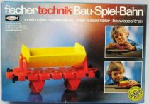 Fischertechnik - N°30120 Construction model railway Tipper wagon