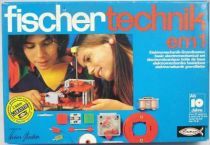 Fischertechnik - N�30230 Basic electromechanical set