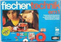 Fischertechnik - N°30230 Electromécanique boite de base