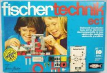 Fischertechnik - N°30250 Electronique boite de base