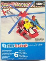 Fischertechnik - N°30392 Rescue helicopter