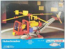 Fischertechnik - N°30464 Helicopter