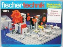 Fischertechnik - N°30629 Travaux Pratiques d\'Electronique