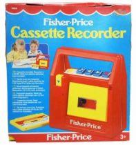 Fisher-Price - Cassette Recorder