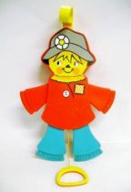 Fisher-Price 1978 - Jumping Jack - Scarecrow