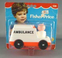 fisher_price_1979___little_people___ambulance_avec_docteur_neuve_blister_ref_126_1