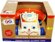 Fisher-Price Classic Toys - Chatter Telephone