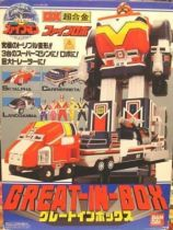 Fiveman - DX Five Robo