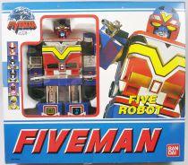 Fiveman - Five Robo ST - Bandai