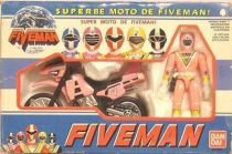 Fiveman - Pink Five Cycle