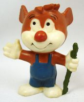 Fix & Foxi - Heimo PVC figure - Egon