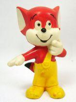 Fix & Foxi - Heimo PVC figure - Foxi