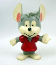 Fix & Foxi - Heimo PVC figure - Mausi
