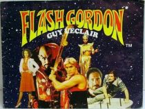 Flash Gordon - AGE Stickers collector book
