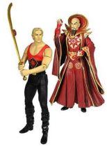 Flash Gordon - Bif Bang Pow! - Flash Gordon & Ming the Merciless