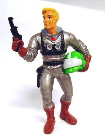 Flash Gordon - Comic Spain PVC Figure